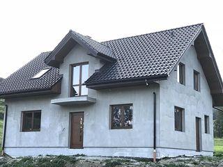 Новый комфортный двухэтажный дом