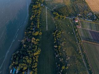 Loturi pentru construcție pe malul lacului Ghidighici   6000 €   arul