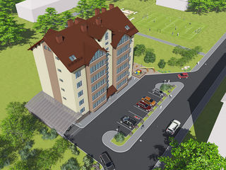 Apartamente de vînzare de la 320 Euro,s.Ghidighici