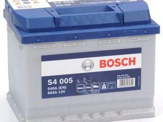 Acumulator bosch 12v 60ah, garantie 24 luni