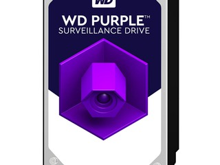 Новый жесткий диск Western Digital WD Purple 4 TB