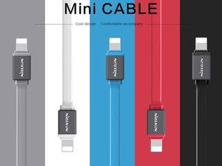 Cablu lightning usb 30 cm. Livrarea gratuita aceeasi zi!