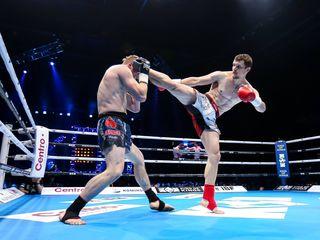 Antrenamente Kickboxing Cu Campion Mondial