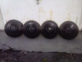 Matador R14 185/65,Continental R13 175/70,Marangoni R13 175/70,Debica M+S R13 175/70,Matador R14C