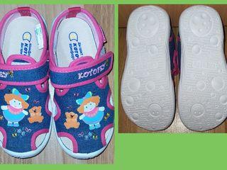 Новая обувь девочке