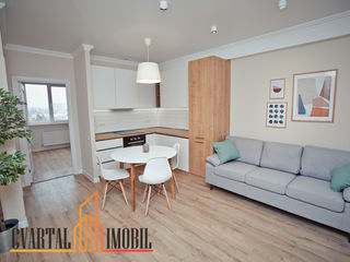 Super apartament in sectorul Telecentru! Design modern, partial mobilat, autonoma! 46 900 €