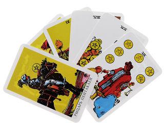"""Колода карт """"Таро Уэйта"""""""