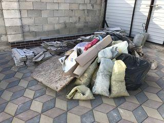Вывоз строительного мусора. поднятие стройматериалов на этаж!