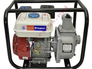 Мотопомпа бензиновая SNK Pawor wp20/Motopompa/Garantie/Livrare Gratuita/3300 lei/in rate 0%