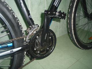 Bicicleta  Bulls,240 euro ,complectatia Shimano,starea foarte buna,adus din germania.  urgent