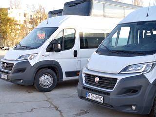 Germania-Moldova-Germania săptămânal transport pasageri