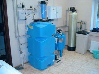 Системы комплексной водоочистки для коттеджей, домов, квартир, офисов, предприятий, котельных...