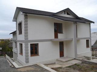 Duplex nou 3 etaje,finisat,varianta alba,Stăuceni