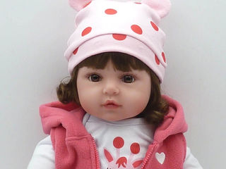 Большая кукла Реборн 60 см