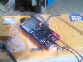 Рабочий аккумулятор. 12В 100АЧ  850А