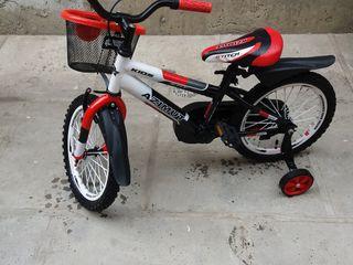 Bicicleta pentru băiețel