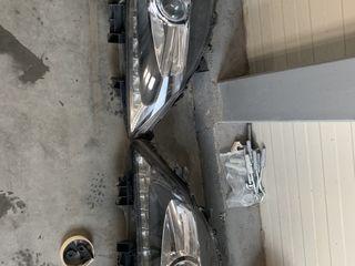 Передние фары lexus gs300h