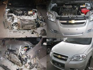 рихтовка авто после ДТП !   рихтовка авто, покраска , ремонт бамперов !