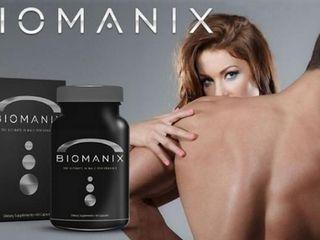 BioManix- увеличение члена на 35% Гарантирует мощную, устойчивую эрекцию в любом возрасте