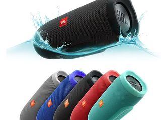 Boxe portative Bluetooth JBL Charge 3