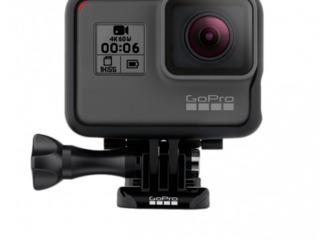 GoPro Hero 6  12 MP/ 1220 mAh/ Black