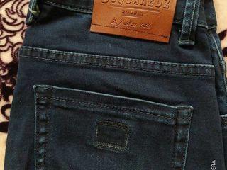 Новые мужские брендовые брюки джинс Dsquared2.