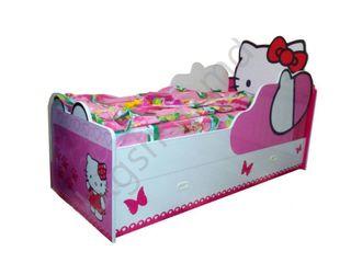 Pat pentru copii Kids Mob Kitty 2 80x170