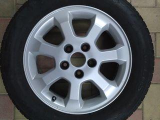 5x110.Легкосплавные колеса Opel 195 60 R15. Opel, Saab, VW, Audi, Mercedes, Skoda ...