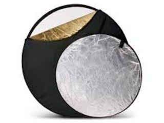 Отражатель 5-в-1. Зонты крепления Рассеиватель для внешней фотовспышки