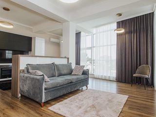 Design individual! 2 camere și living în centrul orașului!