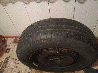 колесо на запаску 5x112