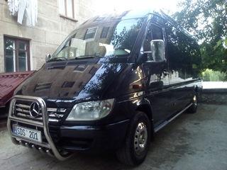 Mercedes 316. сди