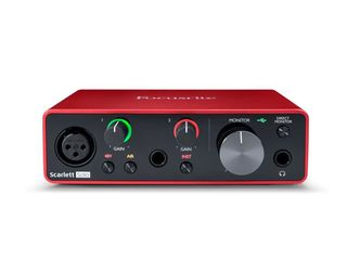 Interfata Audio Focusrite Scarlett Solo 3rd Gen