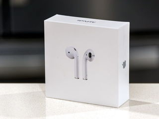 Apple AirPods sigilate noi!!!