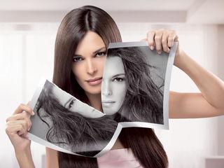 Кератиновое выпрямление волос! Идеально!