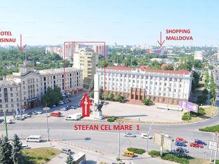 Apartament cu 2 camere, 70m), Chisinau, Stefan cel Mare 1