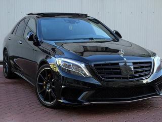 VIP 150 € /zi (день) Mercedes-Benz S class