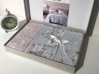 Акция! Самые низкие цены в Молдове! Турецкое постельное бельё Aria(Сатин - 100% хлопок)!