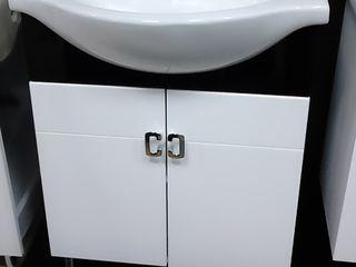 Cel mai mare asortiment de mobilier de baie, la pret accesibil.