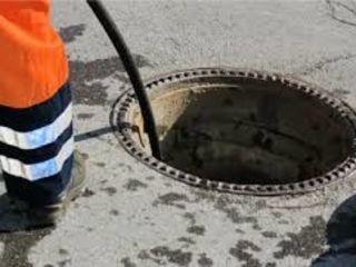 Serviciul de desfundare a canalizării