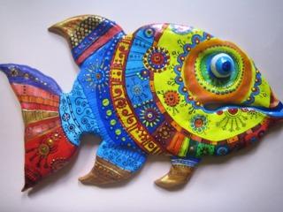 Рыба настенная