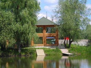 Помещение на городском озере
