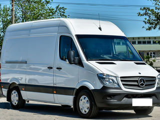 Mercedes Sprinter-TVA Inclus