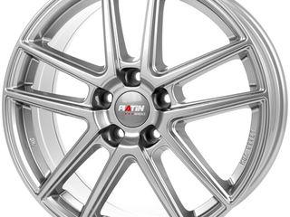 Продам 4 новых диска Platin P73 Silver 5x114.3 R16 (Dacia Duster, Renault Kadjar , Nissan Qashqai )