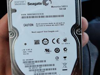 Продам срочно жёсткий диск на 500 гб