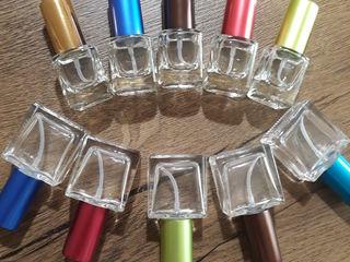 Атомайзеры (флакончики-спрей) стеклянные для парфюмерии