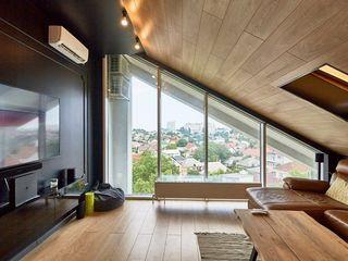 Продается шикарная квартира с панорамными окнами