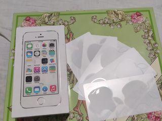 Cutie iphone 5s si stichere aplle