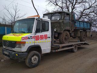 Evacuator Chisinau & Moldova Tehnica Agricola - Tehnica Speciala