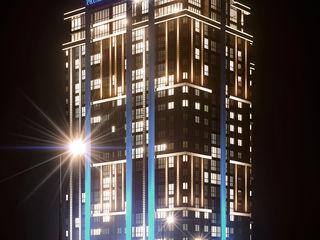 Centru, ultimele 2 apartamente cu 2 dormitoare+salon,86m2, de la 630euro/m2